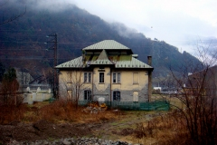 Forno Alione casa dirigenza centrale idroelettrica