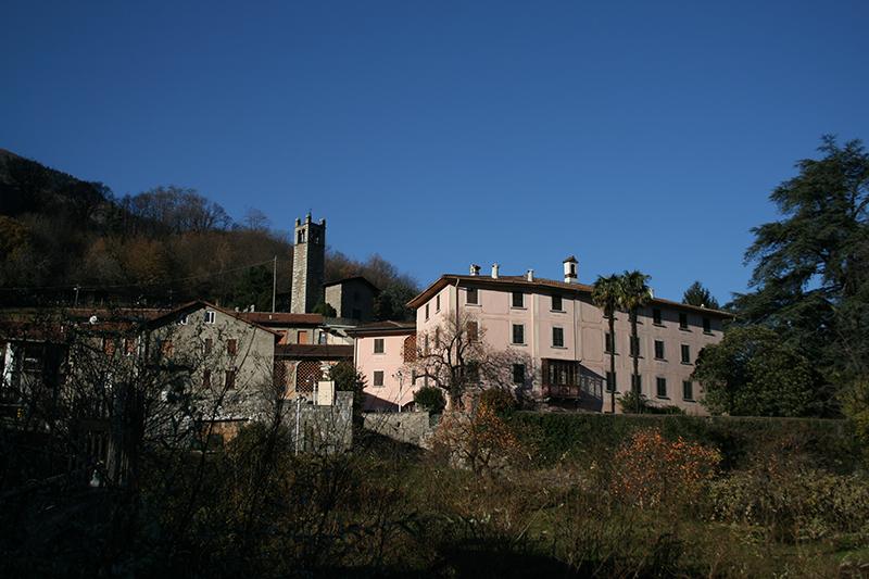 Casa Camadini in centro a Sellero