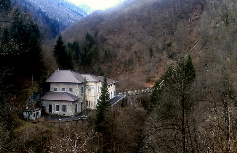 centrale idroelettrica 2 Valle Allione