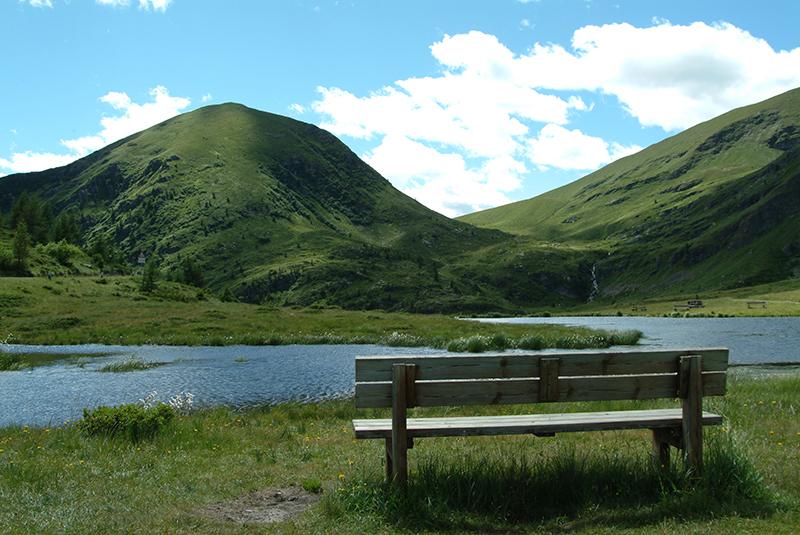 Paesaggio Valle Allione Passo