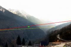 Ricostruzione linee della teleferica in Valle Allione